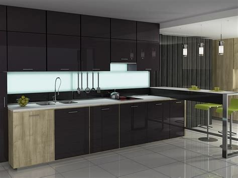 contemporary kitchen cabinet doors glass kitchen cabinet doors