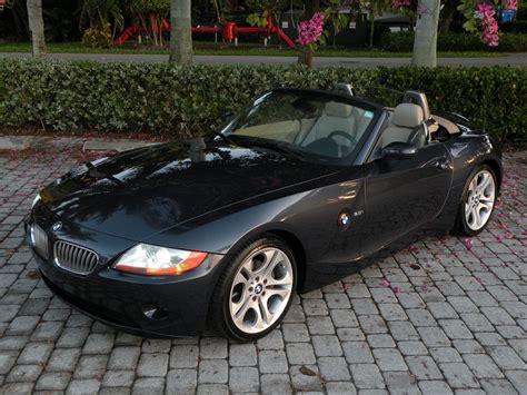 Bmw Z4 3 0i by 2004 Bmw Z4 3 0i For Sale In Fort Myers Fl