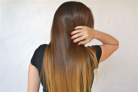 how to hair how to get shiny hair inexpensively 6 steps with pictures