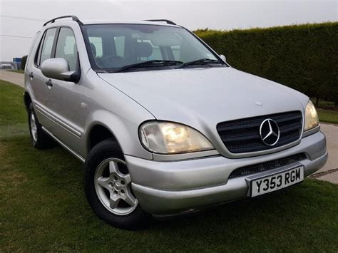 Mercedes Ml320 by Used 2001 Mercedes Ml Ml320 For Sale In Hshire