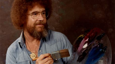 bob ross painting real the real bob ross meet the meticulous artist those