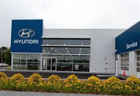 Bernardi Hyundai Brockton by Bernardi Honda Hyundai Commonwealth Electrical Technologies