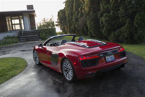 Audi Rx8 Spyder by R8 V10 Spyder Audi Newsroom