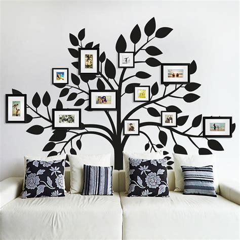 photo tree wall sticker family photos tree wall sticker by sirface graphics