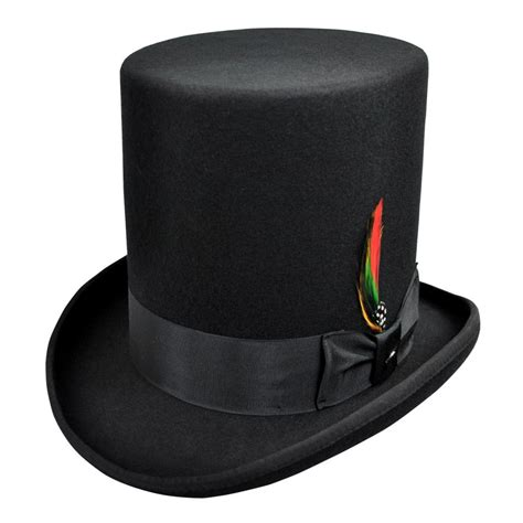 hat for jaxon hats stovepipe wool felt top hat top hats