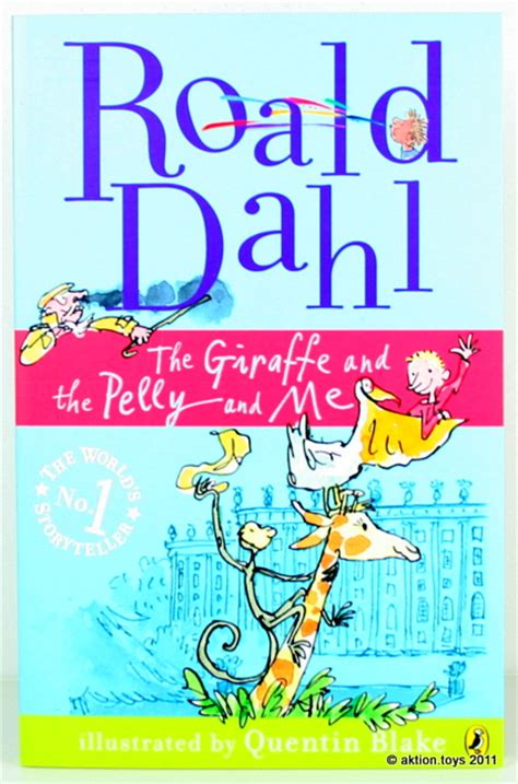 roald dahl picture books roald dahl the giraffe and the pelly and me paperback