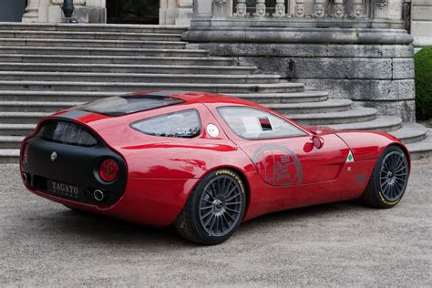 Alfa Romeo Auto Parts by Alfa Romeo Tz3 Corsa Zagato Advance Auto Parts 855 639
