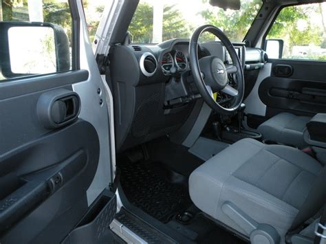 automobile air conditioning service 2008 jeep wrangler interior lighting 2008 jeep wrangler unlimited sahara for sale in fort myers fl stock 567131