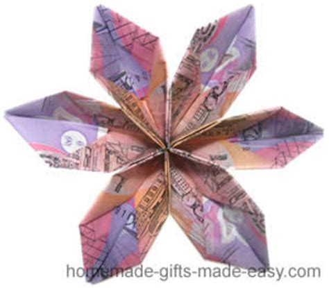 canadian money origami origami money flowers an easy 5 minute design money origami
