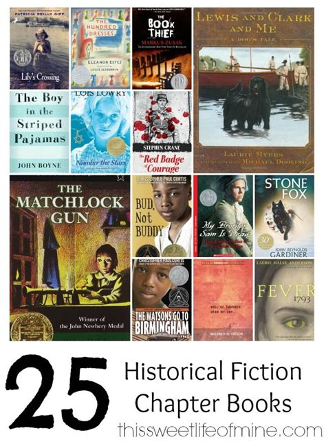 historical fiction picture books historical fiction chapter books for all ages reading