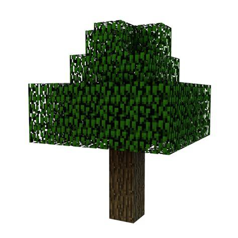 tree on minecraft minecraft render tree by danixoldier on deviantart