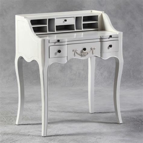small white desk for simple writing desks for small spaces homesfeed