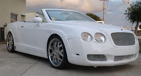 Bentley Kit For Chrysler 300 by Bentley Replica Based Chrysler Sebring Car Tuning