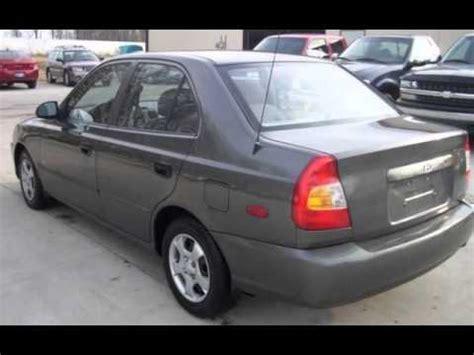 2002 Hyundai Accent Gs by 2002 Hyundai Accent Gl