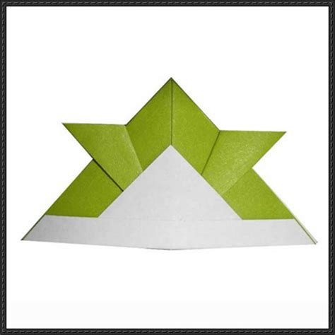 origami samurai hat papercraftsquare new paper craft how to fold an