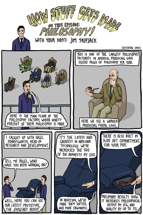 what are comics how philosophy is made existential comics