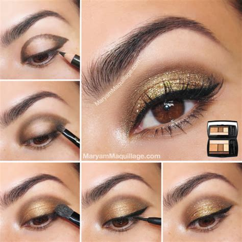 using eye shadow 16 amazing step by step makeup tutorials