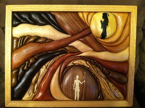 Intarsia Wood Pdf Woodworking
