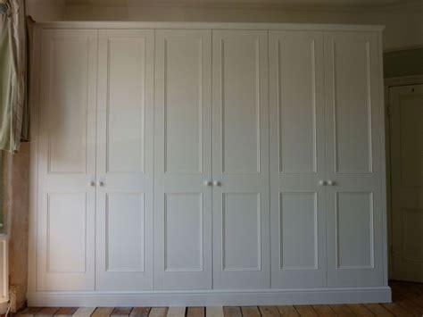 Shaker Doors With Beading Master Bedroom