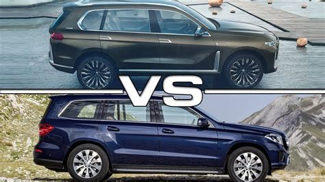 Mercedes Vs Mercedes by Exclusive Pictures Of Bmw X7 Vs Mercedes Gl Hd Fiat