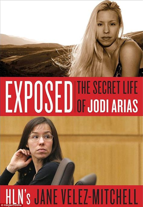 jodi arias book picture jodi arias book by velez mitchell to hit shelves on