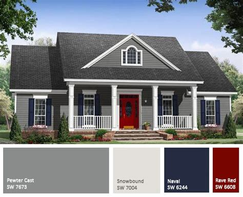 paint color house exterior sherwin williams exterior grey search pinteres