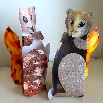 squirrel crafts for squirrel crafts images