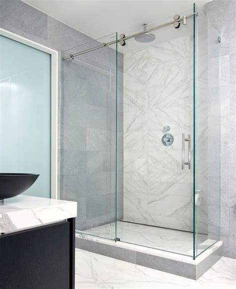 bathroom shower enclosure sliding door shower enclosures for the contemporary bathroom