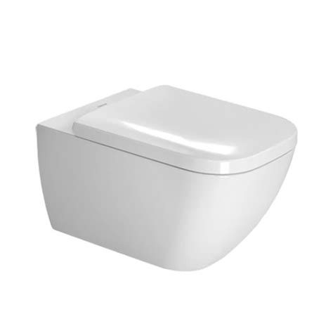 Duravit Toilet Happy by Duravit Happy D2 365x540mm Wall Mounted Rimless Toilet