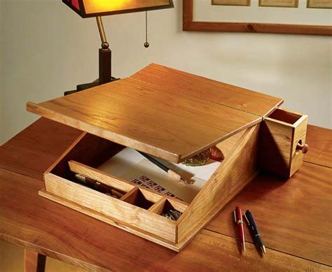 popular woodworking plans writing desk construction most popular woods