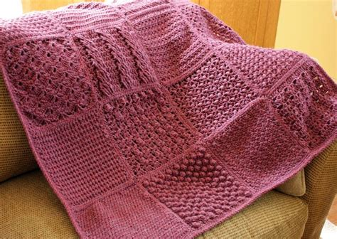 knitted squares for afghan