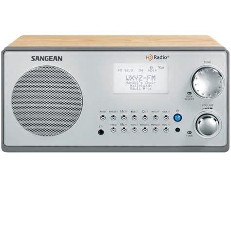 am fm cabinet radio sangean hdr 18 hd radio fm stereo am wooden