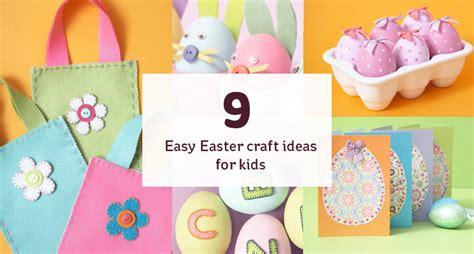 easy easter craft ideas for 9 easy easter craft ideas for hobbycraft