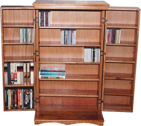 dvd storage cabinets wood wood mission cd dvd storage cabinet 612 cd 298 dvd oak ebay