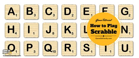 learn to play scrabble tutorials