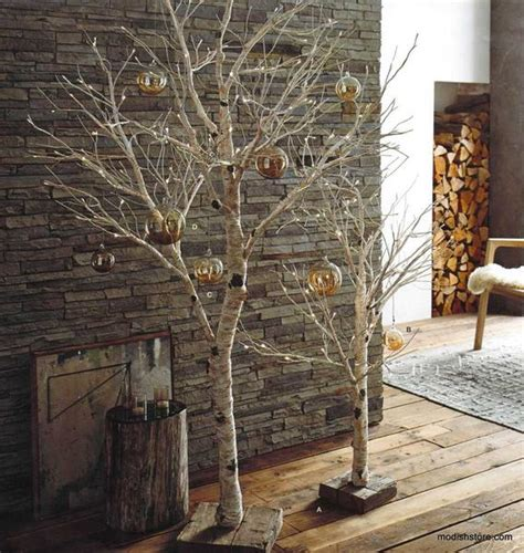 Driftwood Bedroom Furniture roost lighted birch trees modish store