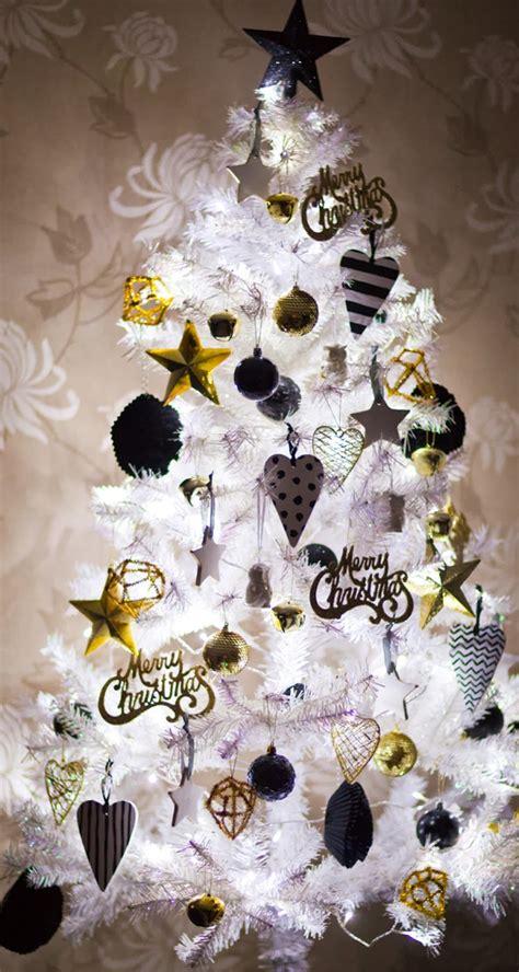 black white tree ornament 28 images 32 modern black