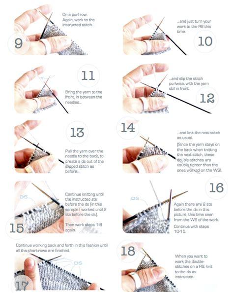 how to knit pdf german row tutorial la maison rililie