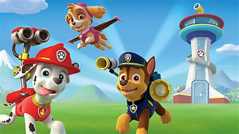 Lighthouse Wall Sticker paw patrol ready for action leapfrog