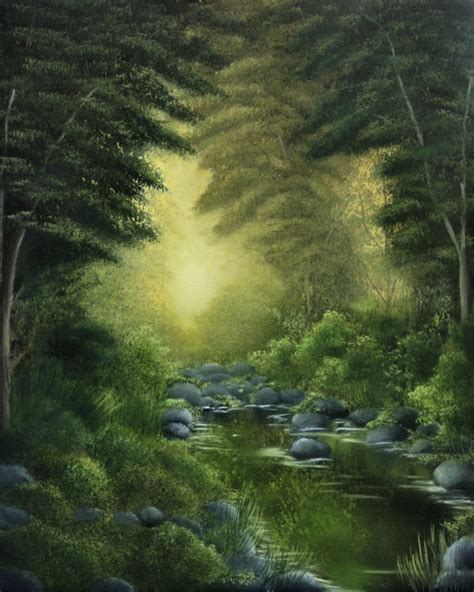 bob ross painting net worth bob ross tribute 7 by vivalavida on deviantart