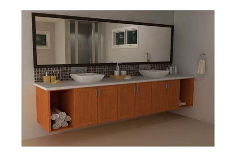 kitchen cabinets as bathroom vanity floating bathroom vanity using kitchen cabinets bathroom
