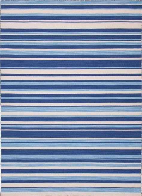 navy blue and white striped rug home 2 mehome 2 me