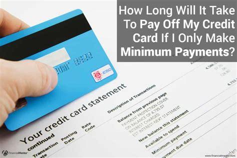 minimum payment on a credit card credit card minimum payment calculator