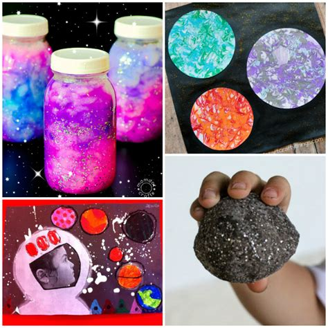 space arts and crafts for 20 outer space crafts for i arts n crafts
