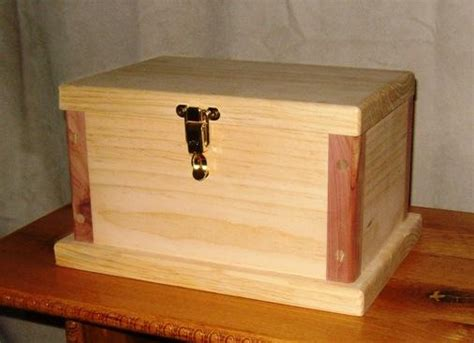 woodworking box plans free wooden box plans how to build a wooden box