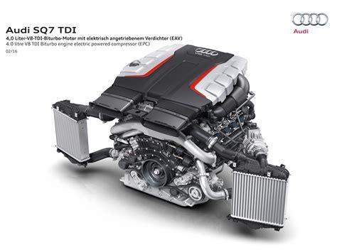 Audi V8 Engine by Audi Sq7 Tdi Suv Again Business Insider