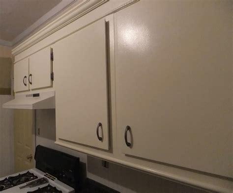 flat kitchen cabinet doors makeover manicinthecity