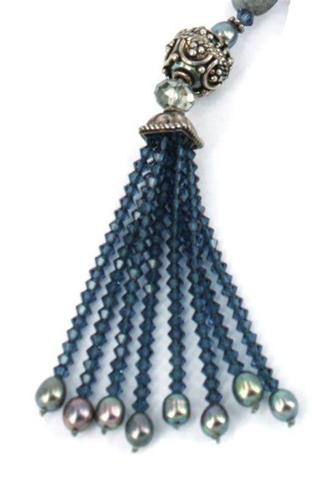 Make A Beaded Tassel Crafting Bead Creations