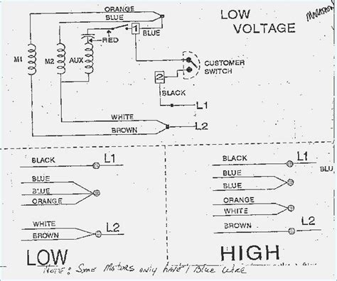 110 Electric Motor by Electric Motor Wiring Diagram 220 To 110 Moesappaloosas