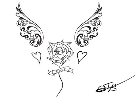 tattoo love design by cauterizesetsfire on deviantart